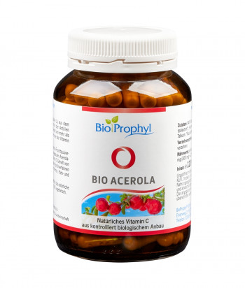 Acerola Vitamine C puur BIO