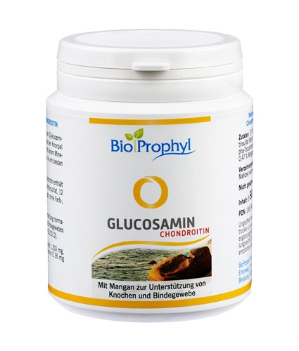 Gewrichtscomplex Glucosamine + Chondroitine