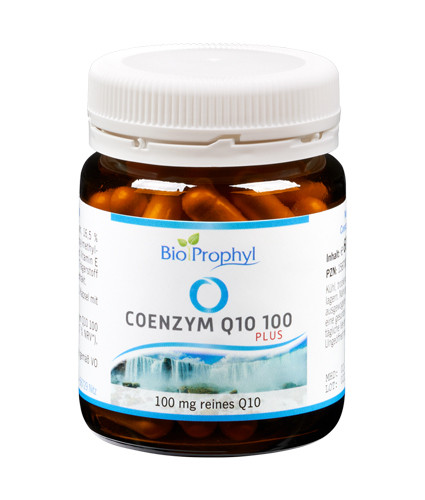 Coenzyme Q10 100 plus